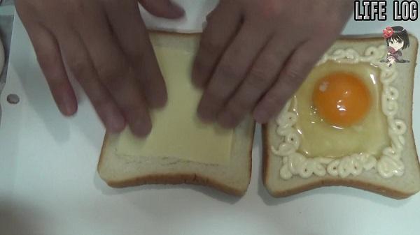 ラピュタパンの中にチーズを仕込むのもおいしい