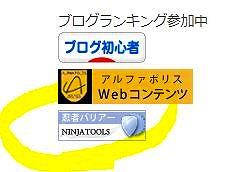 HTMLをはてなブログのサイドバーに貼り付けた例