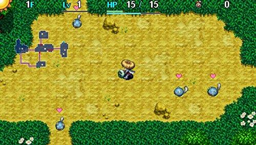 不思議のダンジョン 風来のシレン5 plus ゲーム画面