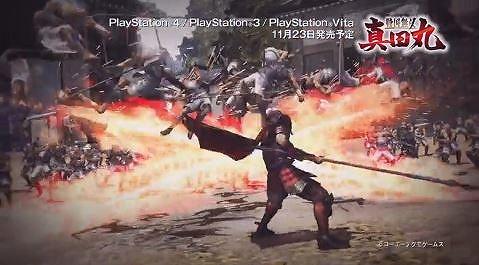戦国無双 ~真田丸~ - PS Vita