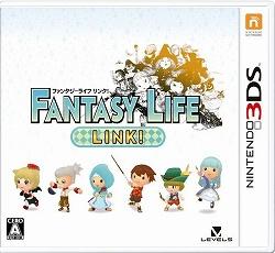 ファンタジーライフ LINK!のパッケージ画像