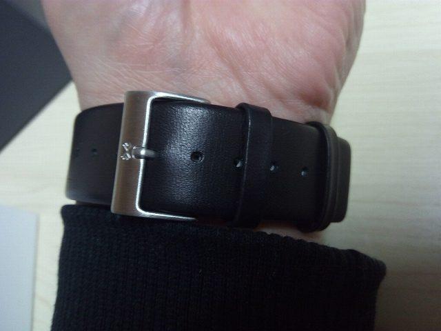 スカーゲン(233XXLSLB)の尾錠
