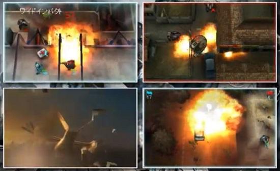 ゴーストリコン シャドーウォーのゲーム紹介画像
