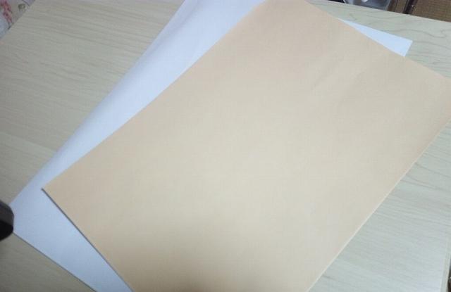 A4対応の封筒