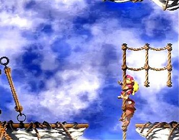 スーパードンキーコング2 ディクシー&ディディーのスクリーンショット