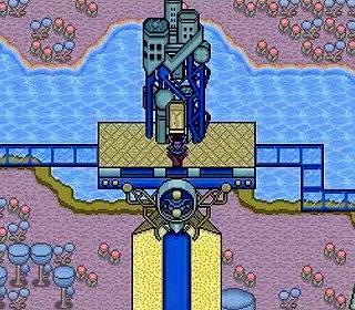 レナス古代機械の記憶のゲームスクリーンショット