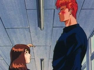 花道と晴子
