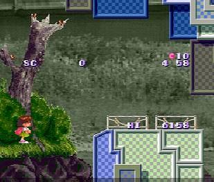 海腹川背のゲームスクリーンショット
