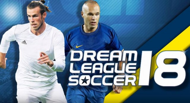 Dream League Soccer 2018のPV画像