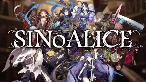 シノアリスのゲーム紹介画像