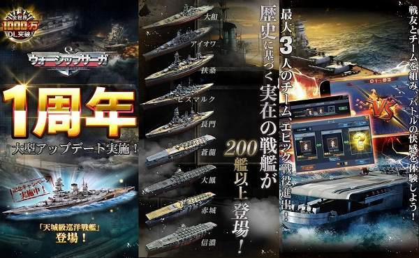 Warship SagaのSS集