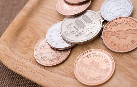 日本円の小銭
