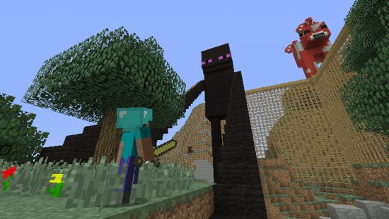 Minecraft: PlayStation Vitaの画像