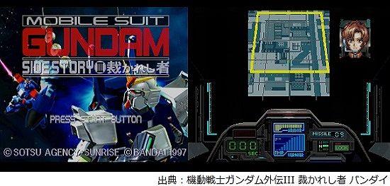 機動戦士ガンダム外伝3の画像