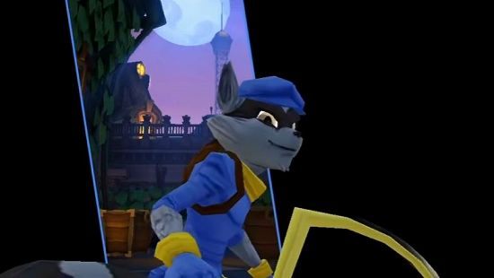 Sly Cooper: Thieves in Timeのオープニング