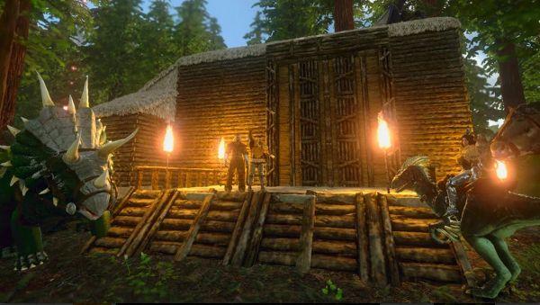 ARK: Survival Evolvedの紹介画像