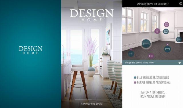 Design Homeのスクリーンショット