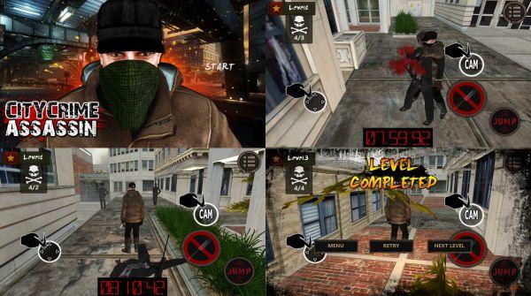Mafia Assassinの紹介画像