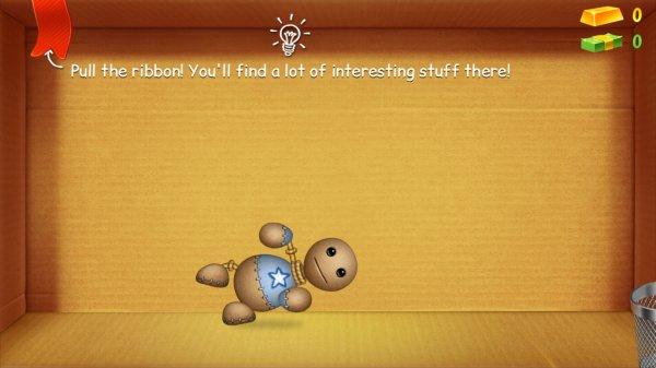 KickTheBuddyのゲーム画面