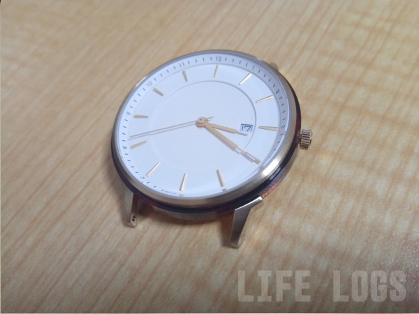 Lagom Watchesの文字板