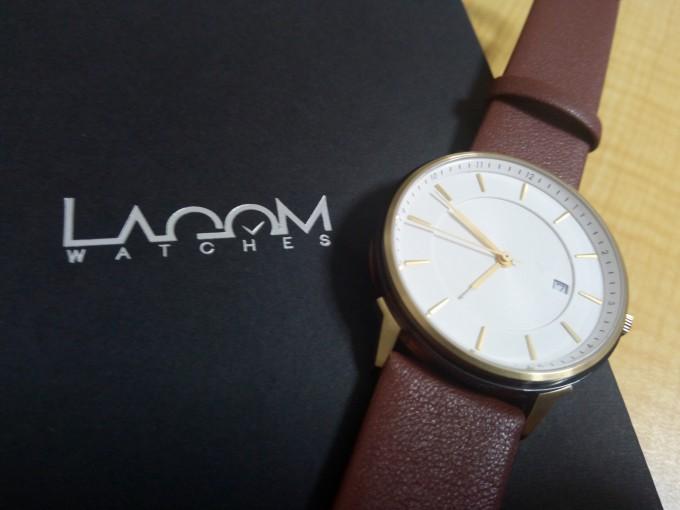 Lagom Watchesの評価レビュー!スウェーデン生まれのシンプルな腕時計を紹介