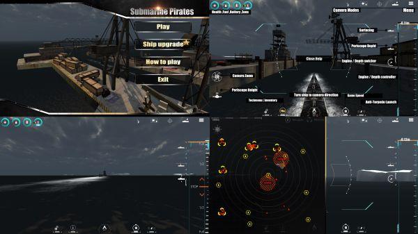 Submarine Piratesの紹介画像