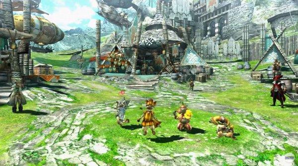 モンスターハンターダブルクロス Nintendo Switch版の画像