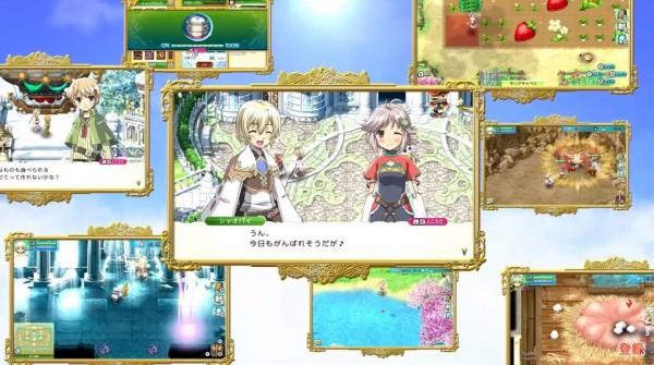 ルーンファクトリー4スペシャルのゲーム画像