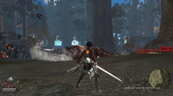 進撃の巨人2 - Switchの画像