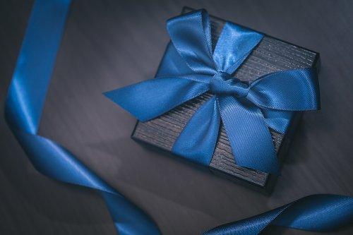 ギフト・贈り物の写真