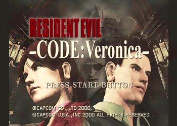 バイオハザード CODE:Veronicaのタイトル