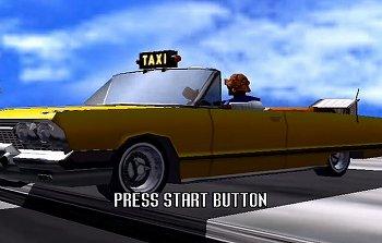 クレイジータクシーのオープニング