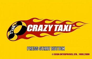 クレイジータクシーのタイトル