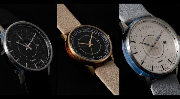 SJÖ3種類の腕時計