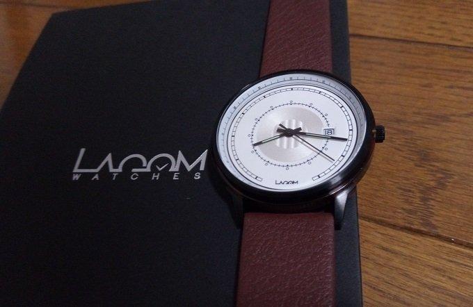 SJÖ腕時計の感想レビュー!更に洗練されたLagom Watchesの新作を紹介