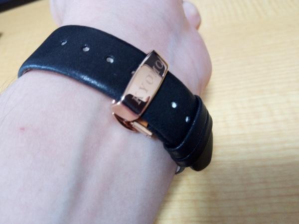 KYOMOのベルト金具