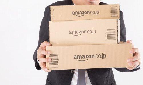Amazon定期おトク便のダンボール箱