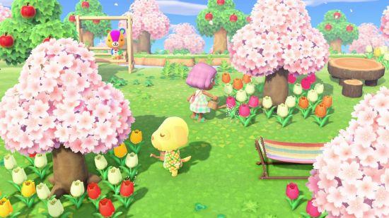 あつまれ どうぶつの森のゲーム画像