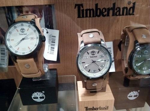 ティンバーランドの腕時計3種類