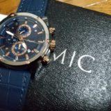 &MIC腕時計のアイキャッチ画像