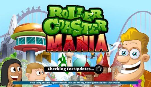 Rollercoaster Maniaの評価レビュー!遊び方と序盤攻略