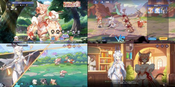 プラエデのゲーム画像