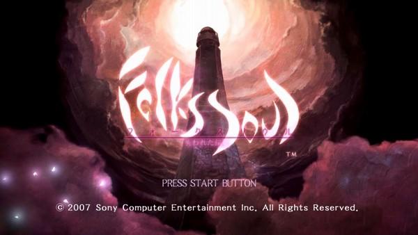 FolksSoul -失われた伝承-のタイトル