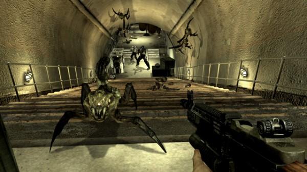 RESISTANCE(レジスタンス) 人類没落の日のゲーム画像
