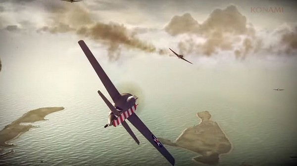 蒼の英雄 Birds of Steelのゲーム画像