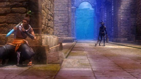 魔人と失われた王国のオープニング