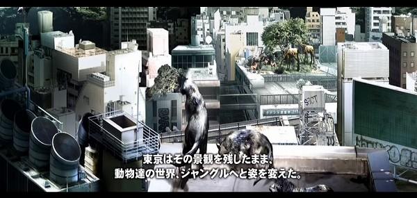 TOKYO JUNGLEのオープニング
