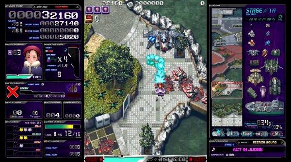 エスプレイドΨ(サイ)のゲーム画像