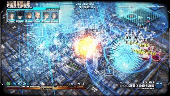 十三機兵防衛圏のゲーム紹介画像