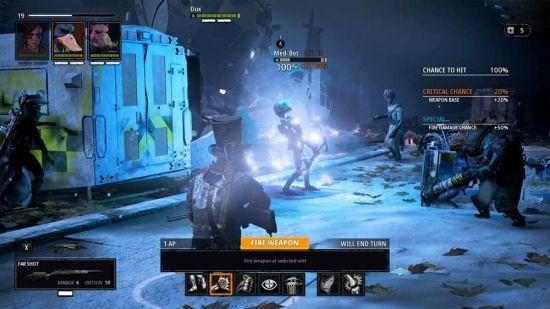 ミュータントイヤーゼロのゲーム画像